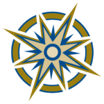 compass rose favicon